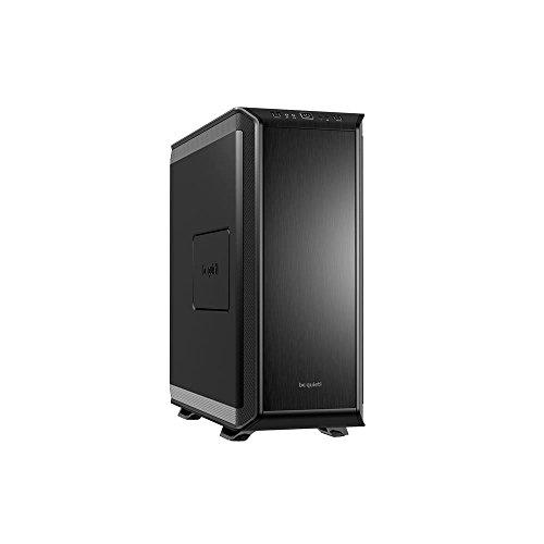 be quiet! Dark Base 900 Black, Full Tower ATX, 3 Pre-Installed Silent Wings 3 Fans, BG011
