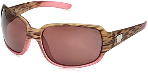 Suncloud Cookie Sunglasses, Mt Tortoise Pink Fade Frame/Rose Polycarbonate Lens, One Size