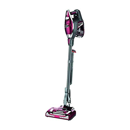 Shark Rocket DeluxePro Ultra-Light Upright Corded Stick Vacuum, Bordeaux Renewed