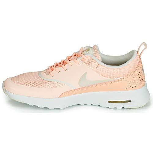 Max De Nike Ivory 805 Chaussures Femme Multicolore Air Tint Fitness Wmns Thea pale crimson celery qwX7RXE