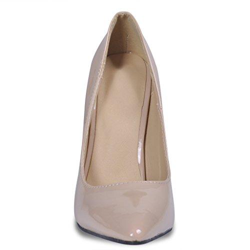 À Festnight 40 Chaussures Pour Chair Hauts Femme Talons RxwZq7wp