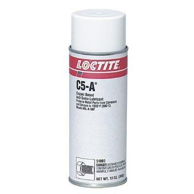 Loctite 16oz Aerosol Copper Baseanti-seize (442-51003) Category: Anti-Seize Compounds