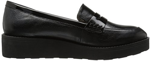 Lifestride Sims Slip-on Loafer Zwart Voor Dames