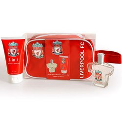 Liverpool F.C. Mens Toiletries Gift Set