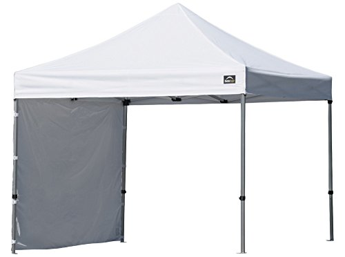 ShelterLogic Alumi-Max Pop-up Canopy Solid One Piece Wall Panel, 10 x 10 ft.