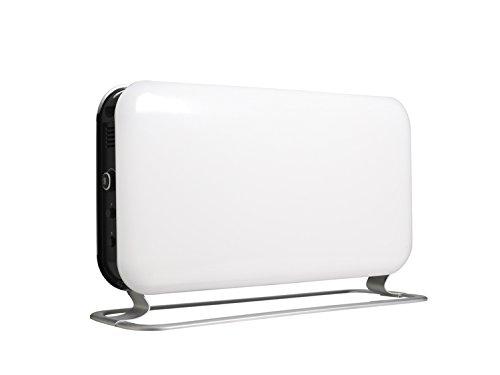 MILL SG 2000 LED Convecteur mobile Blanc