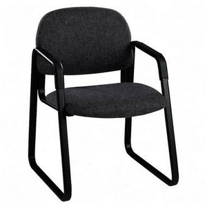 HON4008AB10T - HON Solutions 4000 Series Seating Sled Base Guest Chair ()