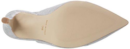 CAFèNOIR Zapatos de talón abierto Mxp604 Plata EU 37
