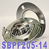 SBPF205-14 Pressed Steel Housing Bearing Unit