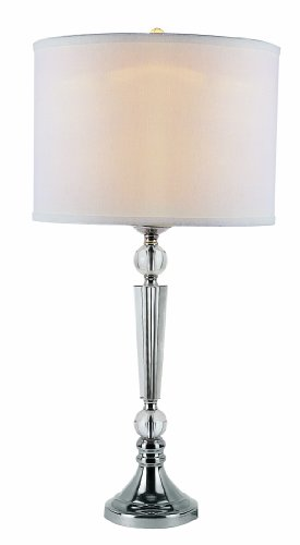 Trans Globe Contemporary Table Lamp - 7