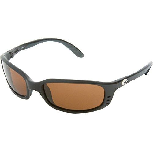 Costa Del Mar Brine Sunglasses Matte Black