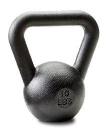 RKC Russian Kettlebell - (10 lbs - 4kg) (Dragon Door)