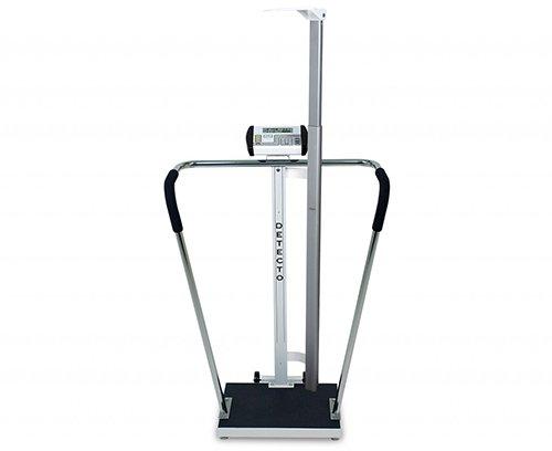 Portable High Capacity Digital Scale Capacity: 600 lb x 0.2 lb Platform 18''x14''x1.75''
