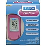 Relion Confirm Blood Glucose Meter, Pink