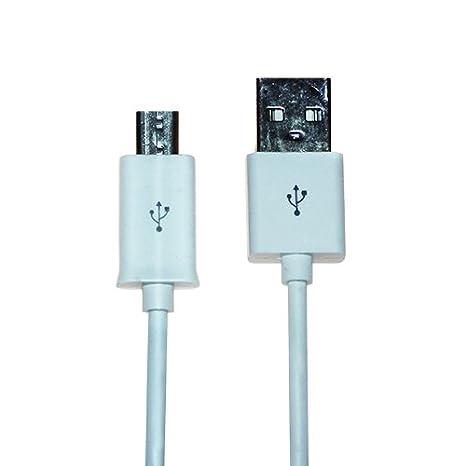 Xtra-Funky Exclusivo 1 metro de alta calidad a Micro-B USB cargador de sincronización de datos cable de transferencia para los varios dispositivos ...