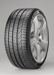 Racing Audi Performance (Pirelli PZERO Performance Radial Tire - 255/35R19 96XL)