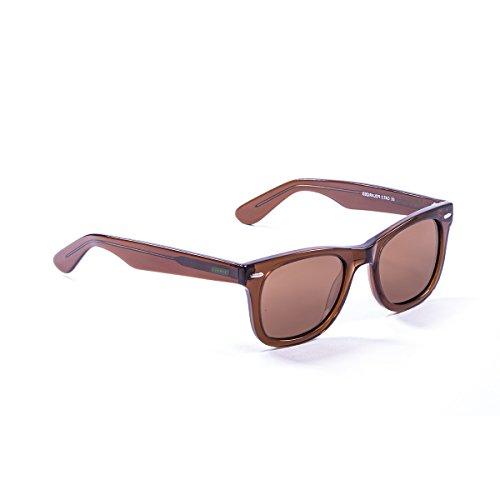 Lenoir Eyewear LE59000.52 Lunette de Soleil Mixte Adulte, Marron