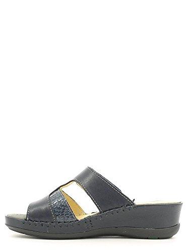 Susimoda , Damen Sandalen, blau - blau - Größe: 37 EU