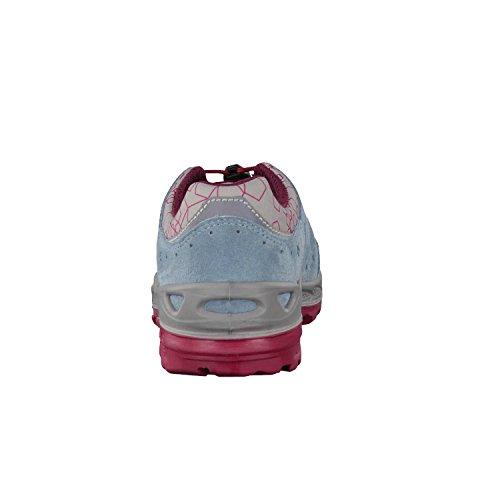 Diego Mixte GTX Lo Lowa Enfant Chaussures blau Randonnée Hautes de 4qRwBv