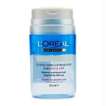 L'Oreal Dermo-Expertise Gentle Lip And Eye Make-Up Remover 1