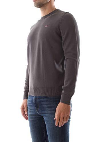 Napapijri Grau Para Jersey 198 dark Hombre Droz Grey Solid qxzqBw1