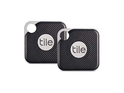- Tile Pro with Replaceable Battery - 2 pack