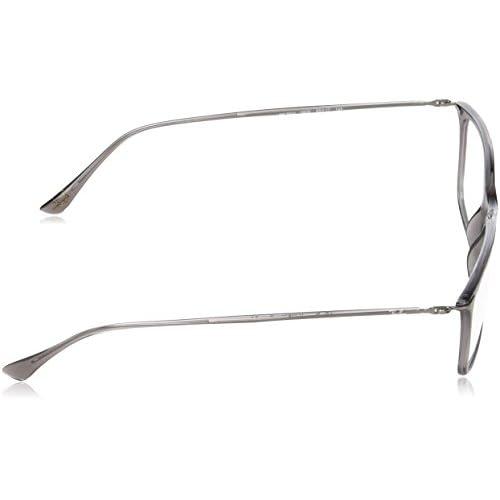 b9a48e7fe0 Ray-Ban 0Rx5277, Monturas de Gafas para Hombre, Shiny Opal Grey, 54 ...
