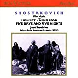 Film Music from Hamlet, King Lear, and Five Days and Five Nights by unknown (1990-10-25)