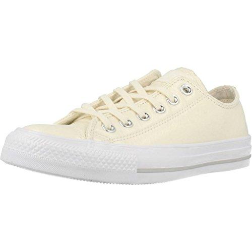 CONVERSE OX brand CTAS shoes sports CONVERSE Women's Sports Beige Beige Shoes colour White model Women's vBUqxwS