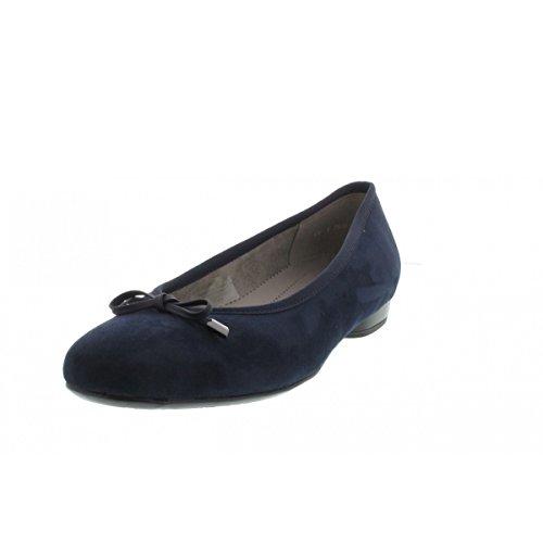 Pisa Geschlossene Damen Blau Blau Jenny Ballerinas Hqvx5ZBB