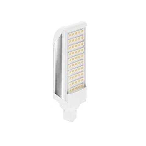 Laes 984316 Bombilla PL LED 2Pins G24d-3, 12 W, Blanco 36 x 167 mm: Amazon.es: Iluminación