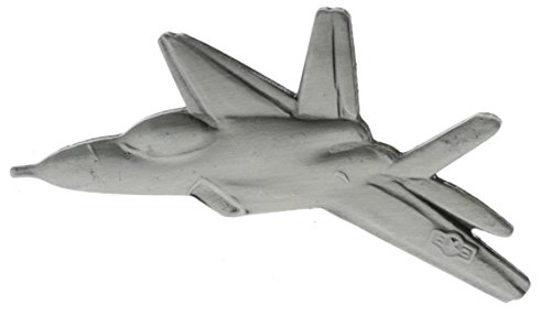 Sujak Military Items F-22 Raptor Lockheed Martin Aircraft Hat or Lapel 1 1/4 Inch Pin HON14234