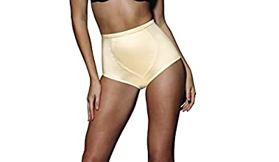 Bali Women's Shapewear Tummy Panel Brief Firm Control 2-Pack by Bali Women's IA- Shapewear