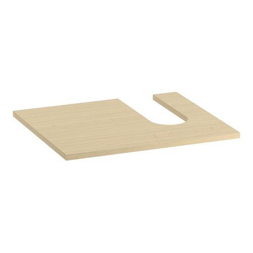 KOHLER K-99677-SH9-1WR Adjustable Shelf in Natural Maple for KOHLER K-36-Inch Tailored - Kohler Natural