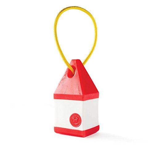 Planet Dog Orbee-Tuff Buoy Assorted Colors (Red/Glow)