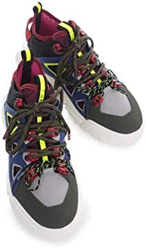 Luxury Fashion | Mcq By Alexander Mcqueen Dames 599097R26777066 Donkerblauw Polyurethaan Sneakers | Lente-zomer 20
