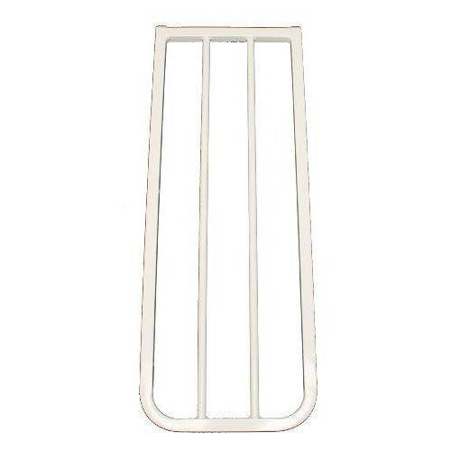Extension For AutoLock Gate And Stairway Special White 10.5 inch