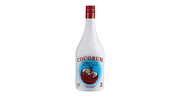 LICOR COCO Y RUM COCORUM 100 CL.: Amazon.es: Alimentación y ...