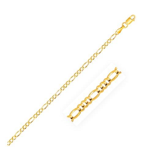 LIOR - bracelet de cheville Or jaune 585/1000 2.9GR