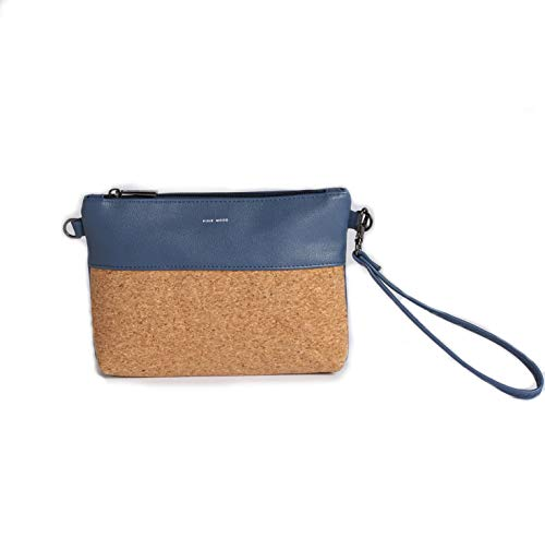 Pixie Mood Nicole Small Pouch Midnight Blue