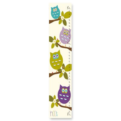 The子供部屋Cute Owls Whimsical Growth Growth Owls Chart Chart B019395FLC, ナカク:c9ae6480 --- itxassou.fr