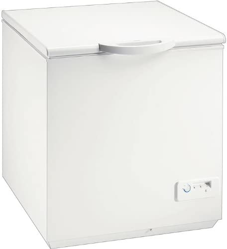 Zanussi ZFC 623 WAP - Congelador (Baúl, 210 L, 14 kg/24h, 46 dB ...