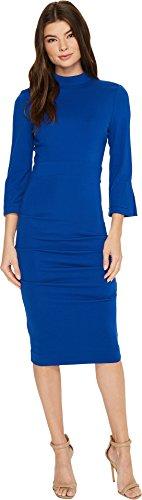 nicole miller blue dresses - 4