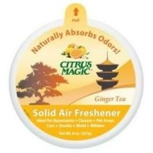 Solid Odor Absorber Air Fresheners