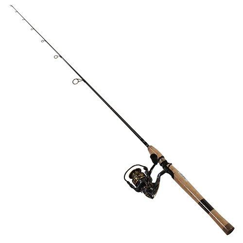 Pflueger PRESSP President Spinning Combo Fishing Reel Rod