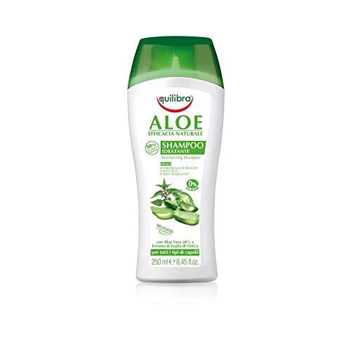 aloe shampoo idratante 250 ml EQUILIBRA