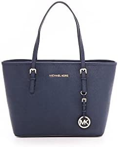 Michael Michael Kors , Sac à main pour femme Bleu Bleu marine ...