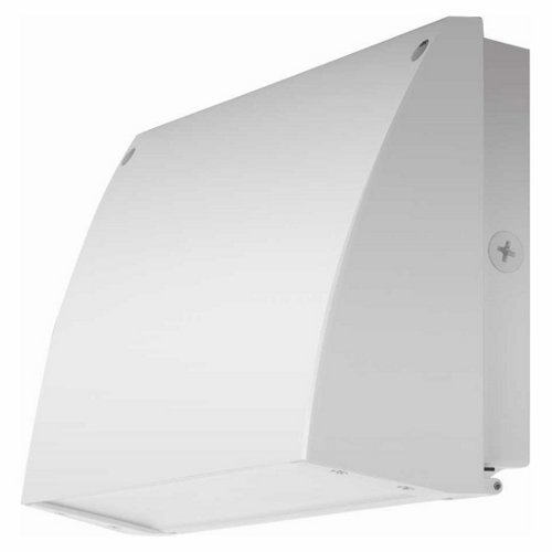 Rab Lighting SLIM57NW Slim WALLPACK 57W Neutral LED 120 to 277V White WP2