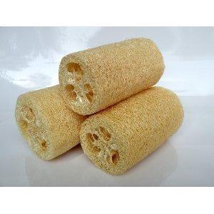 how to use loofah bath sponge