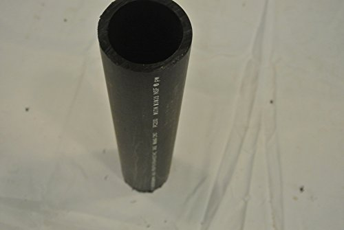 "10 count 2""dr11 hdpe motar tube 12""long 1.91"" id"